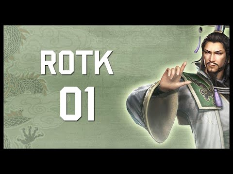 ROTK & Dynasty Warriors Gameplay Let's Play Part 1 (Warband Mod Special Feature)
