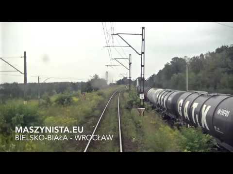 [CabView][TimeLapse] Bielsko-Biała Główna - Wrocław Główny