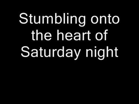 Tom Waits - Looking for The Heart of Saturday Night