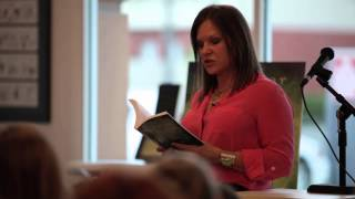 WHISPER HOLLOW Reading by Chris Cander