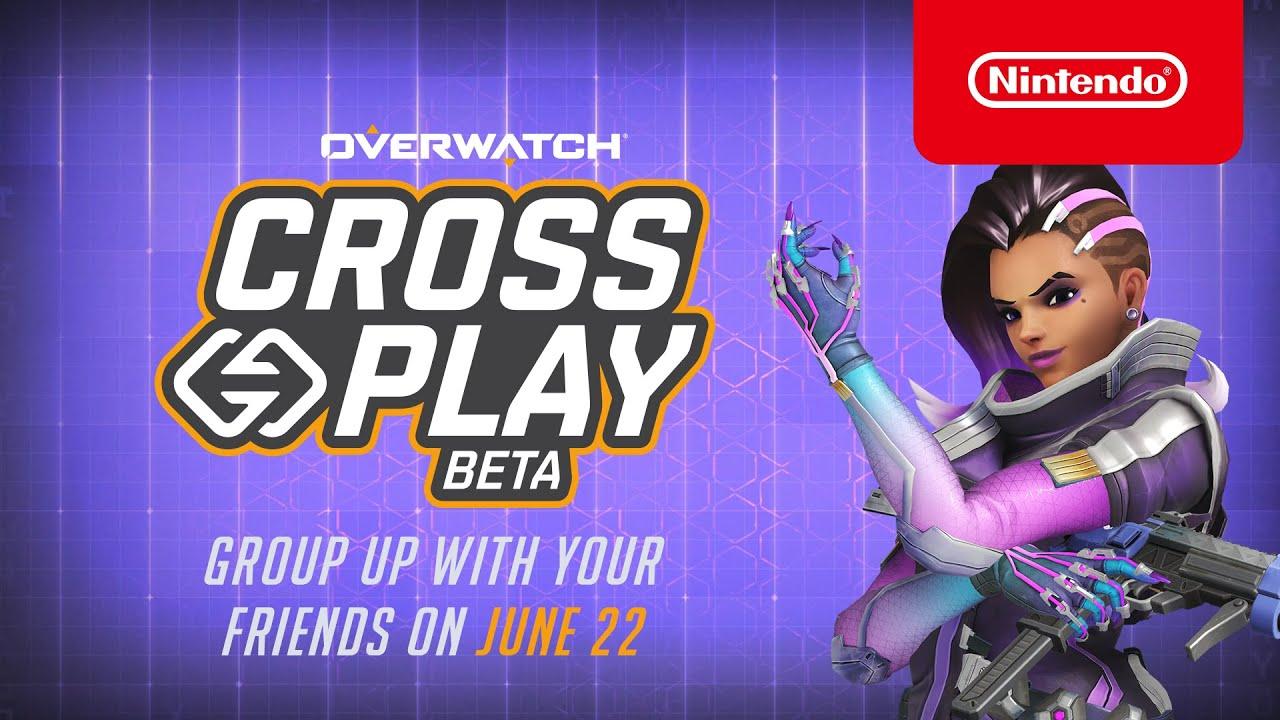 Overwatch - Cross-Play Launch Trailer - Nintendo Switch