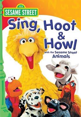 Sesame Street Sing Hoot And Howl Vhs Sesame Street: Sing, H...