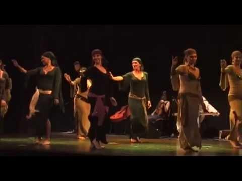 Percussioni e Danza Egiziana Baladi Popolare Urbana