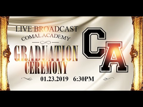 2020 Comal Academy January Graduation