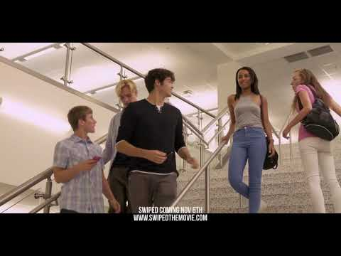 Noah Centineo and Nathan Gamble in a  from SWIPED