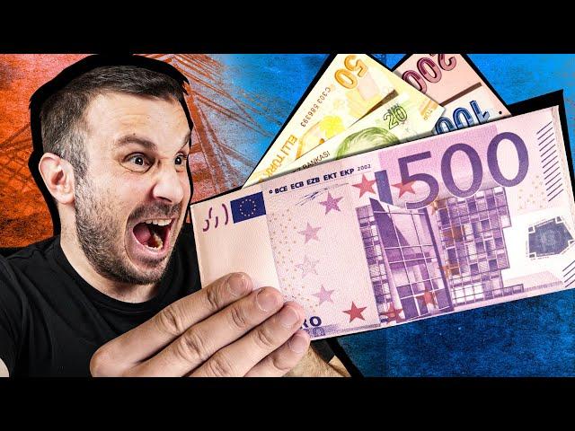 Para Parayı Çeker   Aşırı İlginç At ya da Öp Ürünleri İncelemek