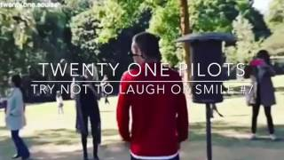 TRY NOT TO LAUGH/SMILE #7 - twenty one pilots version