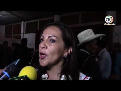 Karla Martínez Gallegos Acompaña a Gerson Calixto en su Arranque de Campaña