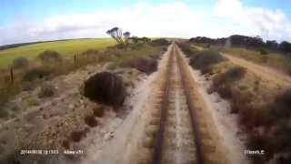 Train DASHCAM -Drivers Point of View