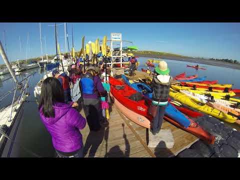 International School of Monterey: Kayaking Field Trip