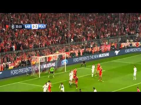Бавария   Реал Мадрид 0 4 ~ Обзор Матча ~ Лига Чемпионов 1 2 финал 2014
