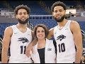 The Woman Behind Nevada's Dynamic Duo