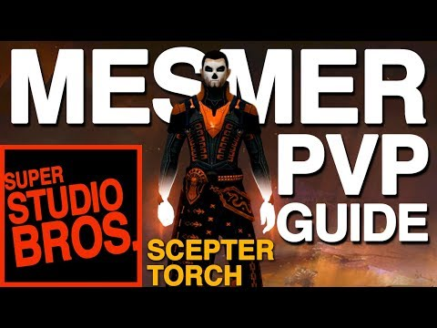GW2 Mesmer PVP Guide by Rezmerize (Scepter/Torch Condi Clone Shatter Mirage Mesmer)