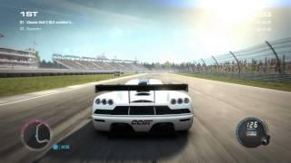 grid 2 pc tier 4 koenigsegg ccgt gameplay classic grid car pack dlc
