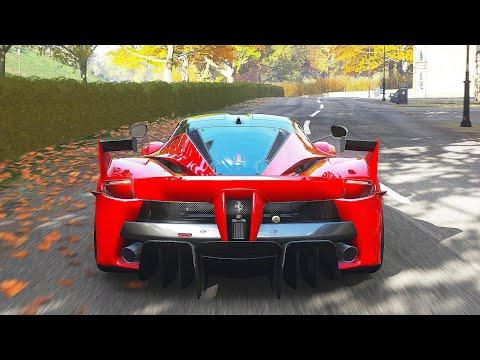 Forza Horizon 4 Ferrari FXX K | Gameplay thumbnail