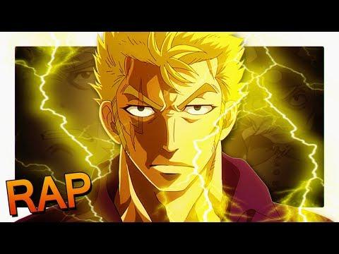 Rap do Laxus - Fairy Tail | Raplay #42 ft. Takeru