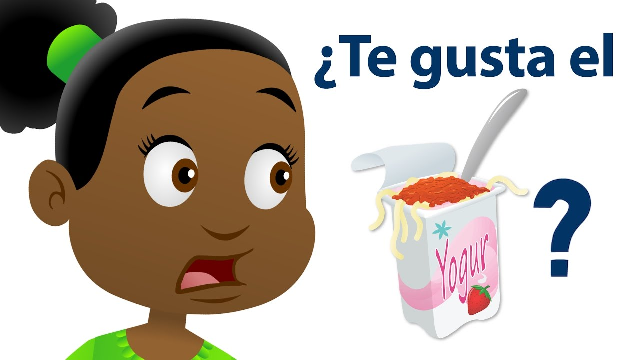 ¿Te Gusta El Yogur De Espagueti?