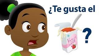 ¿Te Gusta El Yogur De Espagueti? | Canciones Infantiles | Super Simple Español