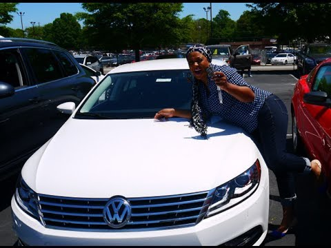 Shopping For A New Car } I LOVE The Volkswagen CC