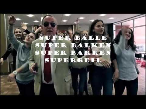 BORG Bad Radkersburg - Supergeil (feat. Dr. Eduard Supergeil Fasching) Official Lyrics Video