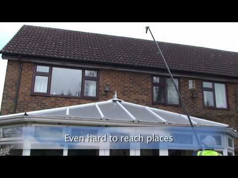 Gutter Cleaning Suffolk - The SkyVac System