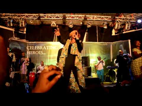 Waje - Left For Good (Spinlet sponsored Afropolitan Vibes August edition)