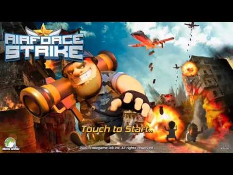 Airforce Strike - Strategic mobile SNG for iOS & Android