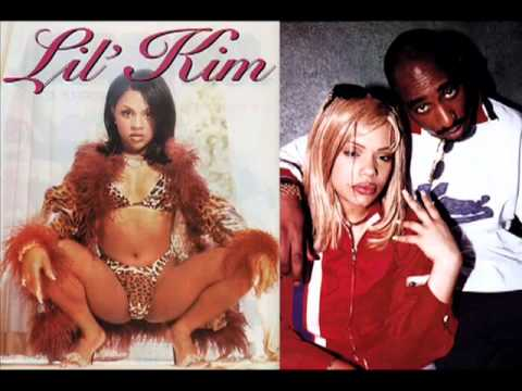 tupac and lil kim relationship