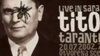 TITO & TARANTULA ::: Screaming Silent Train