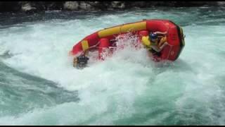 ラフティング 四国 吉野川 Rafting Japan