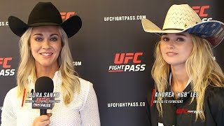 Invicta FC 23: Andrea Lee - A Star in the Making