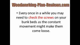 Bunk Bed Plans | How To Build The Best Bunk Bed For Children