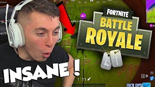 THIS IS THE NEW GAME EVERYBODY IS PLAYING... (FORTNITE BATTLE ROYALE)