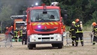 200 ans Sapeurs-Pompiers Oignies SDIS 62