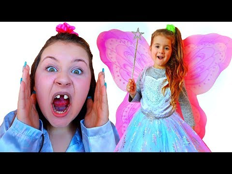 Ruby And Bonnie Play With The Tooth Fairy
