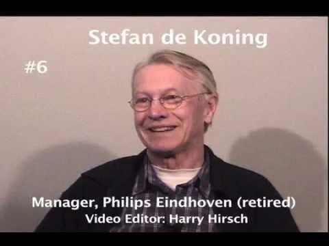 AES Oral History 006: Stefan de Koning