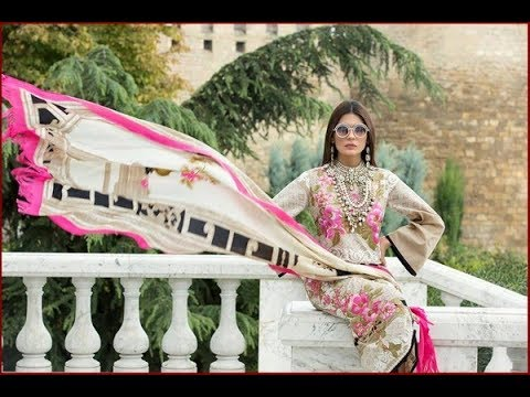 Sana Safinaz Winter Shawl Collection 2017 – 18 With Price