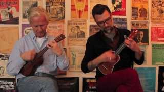 CAROLINA GLIDE (old-time ukulele duet)