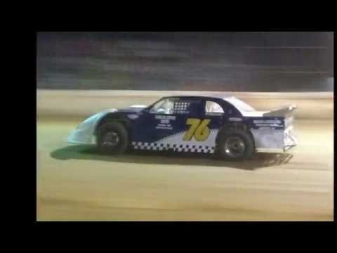 Mike Jones l July 28, 2012 l County Line Raceway l Highlights