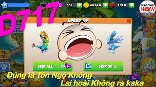 Dragon mania legends Boss Đảo Rồng Huyền Thoại ngày 717