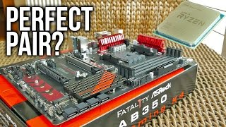 ASRock Fatal1ty AB350 Gaming K4 Review - This Is What We Need!