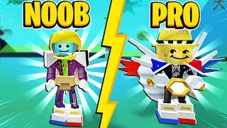 Noob Items Vs Pro Items - Boyfriend Vs Girlfriend In Roblox Bee Swarm Simulator