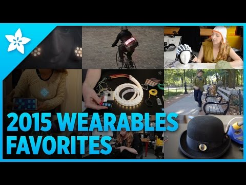 2015 Wearable Electronics Favorites
