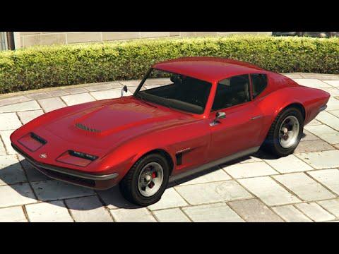 GTA 5 - Invetero Coquette Classic