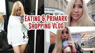 Vlog in Newcastle - Eyelash extensions, sushi & shopping at Primark
