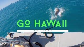Visit Beautiful Hawaii Nei (donut Selfie)