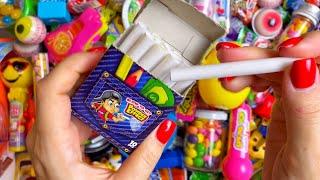 ASMR 캔디 | 알록달록 맛있는 막대사탕 | 달콤한 …