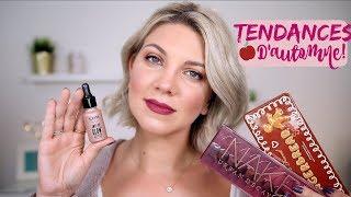 Tendances maquillage automne 2018! | Vendredi automnal