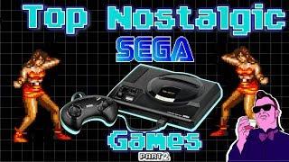 Top 21 Nostalgic MegaDrive Games: Part 2 | LetemcomeInit