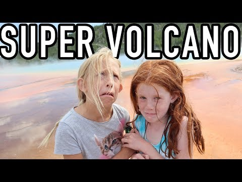 What's Inside a SUPER VOLCANO